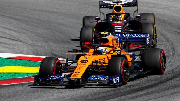 Lando Norris - GP Österreich 2019