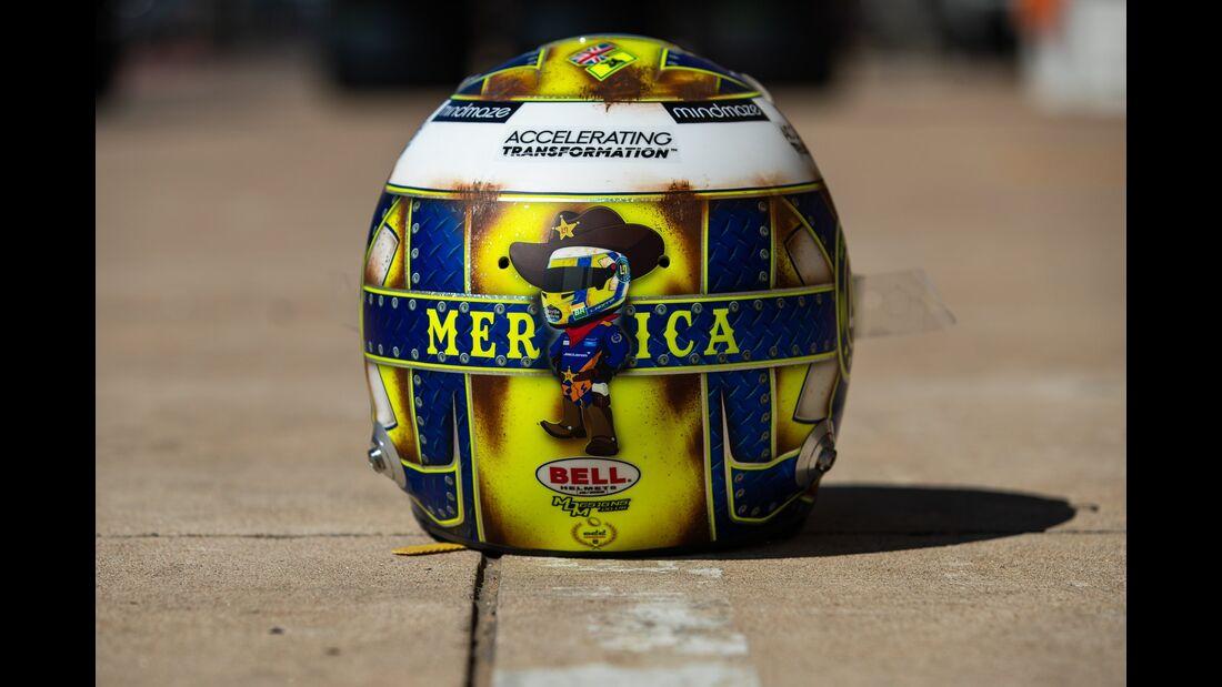 Lando Norris - GP USA 2019