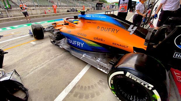 Lando Norris - GP Ungarn 2020