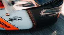 Lando Norris - Helm-Design - GP Monaco 2021