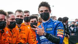 Lando Norris - Imola - Formel 1 - GP Emilia Romagna - 2021
