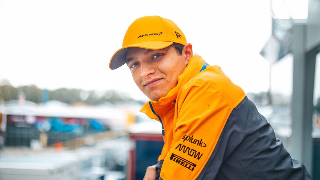 Lando Norris - McLaren - Formel 1 - 2021