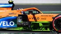 Lando Norris - McLaren - Formel 1 - GP 70 Jahre F1 - England - Silverstone - 7. August 2020