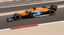 Lando Norris - McLaren - Formel 1 - GP Bahrain - Freitag - 26.3.2021