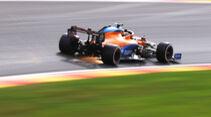 Lando Norris - McLaren - Formel 1 - GP Belgien - Spa-Francorchamps - 28. August 2020