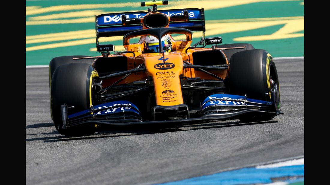 Lando Norris - McLaren - Formel 1 - GP Deutschland - Hockenheim 2019
