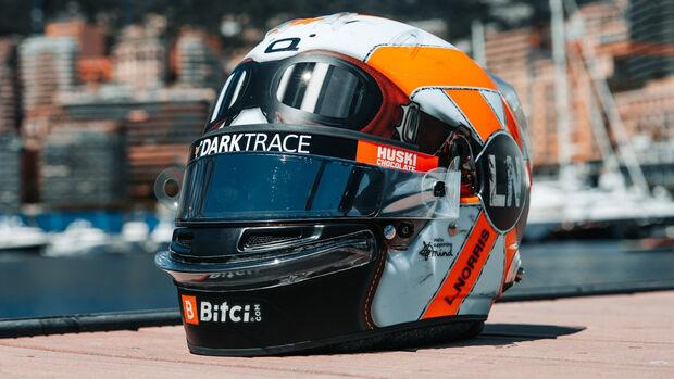 Lando Norris - McLaren - Formel 1 - GP Monaco - 20. Mai 2021