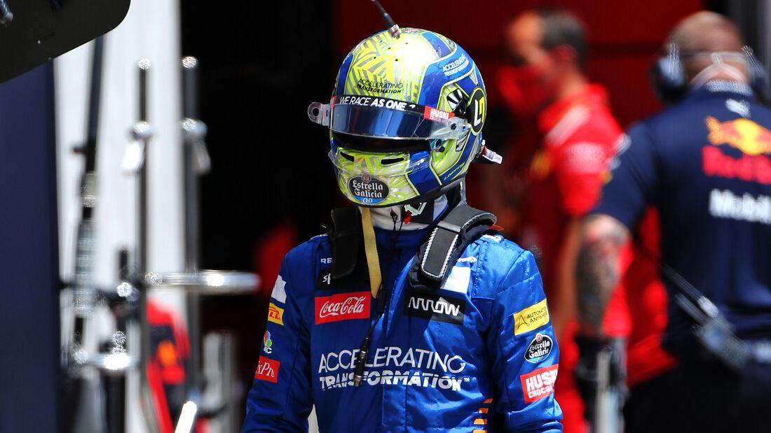 Lando Norris - McLaren - Formel 1 - GP Österreich - 4. Juli 2020