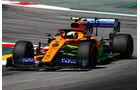 Lando Norris - McLaren - Formel 1 - GP Spanien - Barcelona - 10. Mai 2019