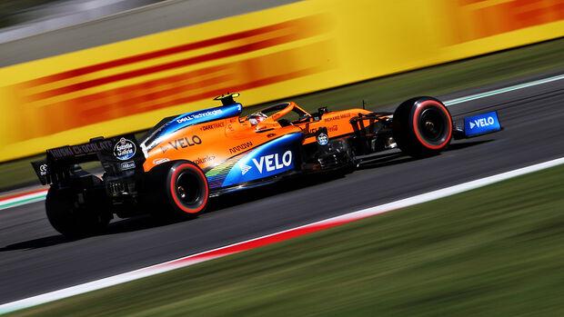 Lando Norris - McLaren - Formel 1 - GP Toskana - Mugello - 2020