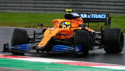 Lando Norris - McLaren - Formel 1 - GP Türkei - Istanbul - Samstag - 14.11.2020