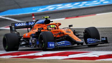 Lando Norris - McLaren - GP Bahrain 2020 - Sakhir