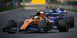 Lando Norris - McLaren - GP Belgien 2019 - Spa-Francorchamps