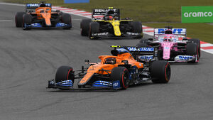 Lando Norris - McLaren - GP Eifel 2020 - Nürburgring