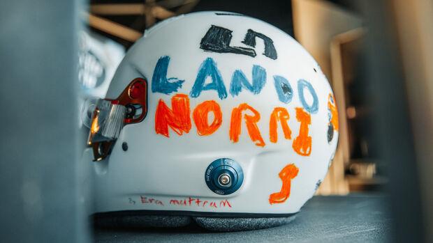 Lando Norris - McLaren - GP England  - Silverstone - 30. Juli 2020