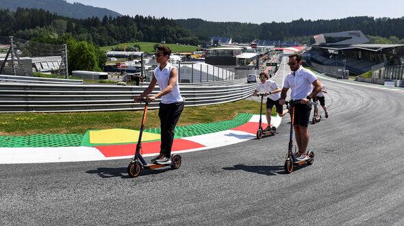 Lando Norris - McLaren - GP Österreich - Spielberg - Donnerstag - 27. Juni 2019