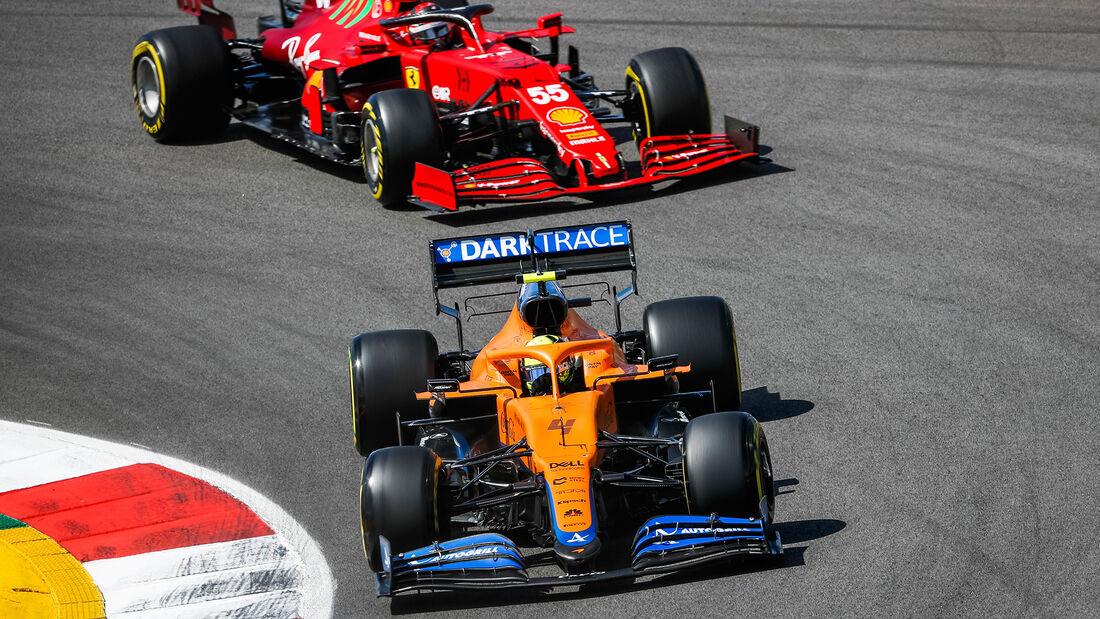 Lando Norris - McLaren - GP Portugal 2021 - Portimao