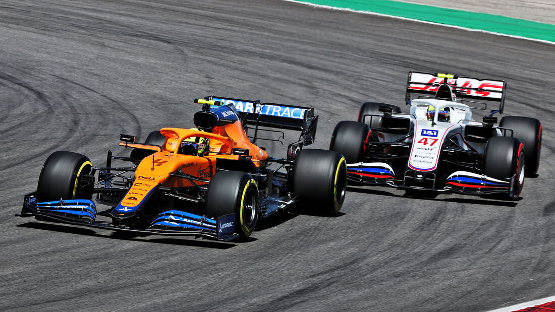 Lando Norris - McLaren - GP Portugal - Portimao - 1. Mai 2021