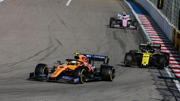 Lando Norris - McLaren - GP Russland 2019 - Sochi Autodrom - Rennen