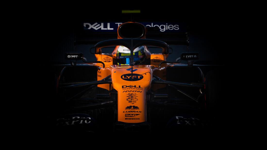 Lando Norris - McLaren - GP Russland 2019 - Sotschi - Qualifying