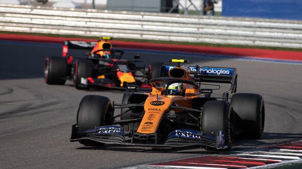 Lando Norris - McLaren - GP Russland 2019 - Sotschi