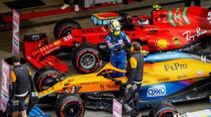 Lando Norris - McLaren - GP Russland 2021 - Sotschi - Samstag