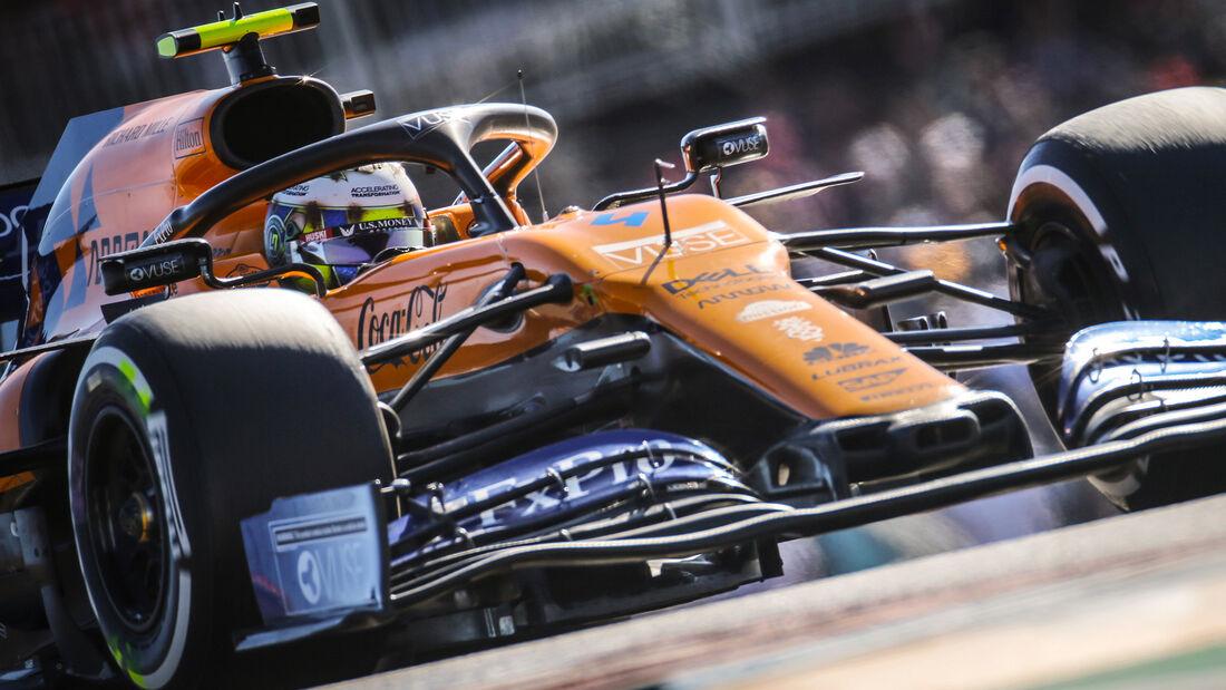 Lando Norris - McLaren - GP USA 2019 - Austin