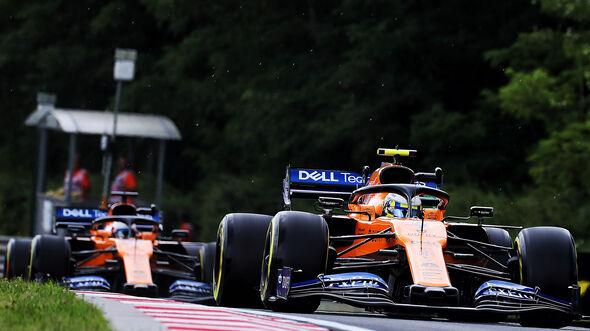 Lando Norris - McLaren - GP Ungarn 2019 - Budapest