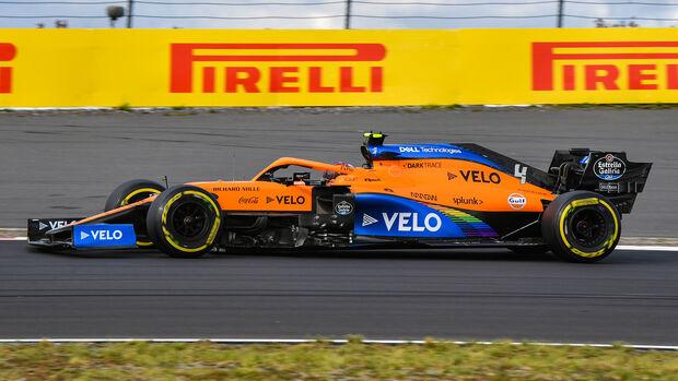 Lando Norris - Nürburgring - Eifel Grand Prix - 2020