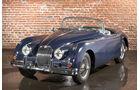 Lankes Auktion Jaguar XK 150 OTS 1958