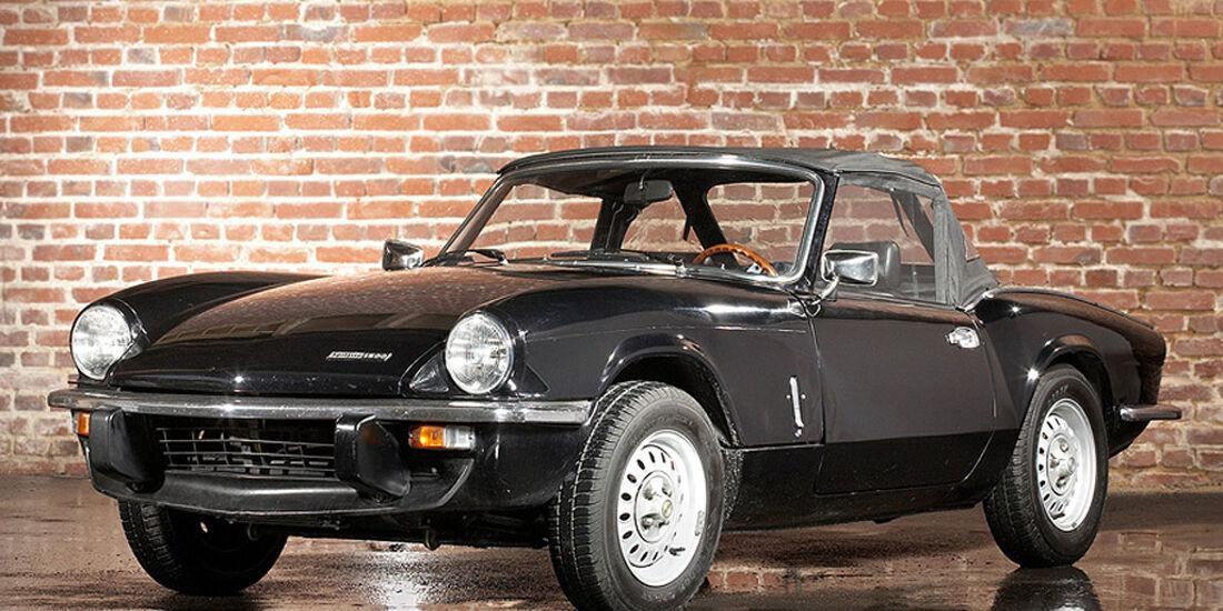 Lankes Auktion Triumph Spitfire 1500 1976