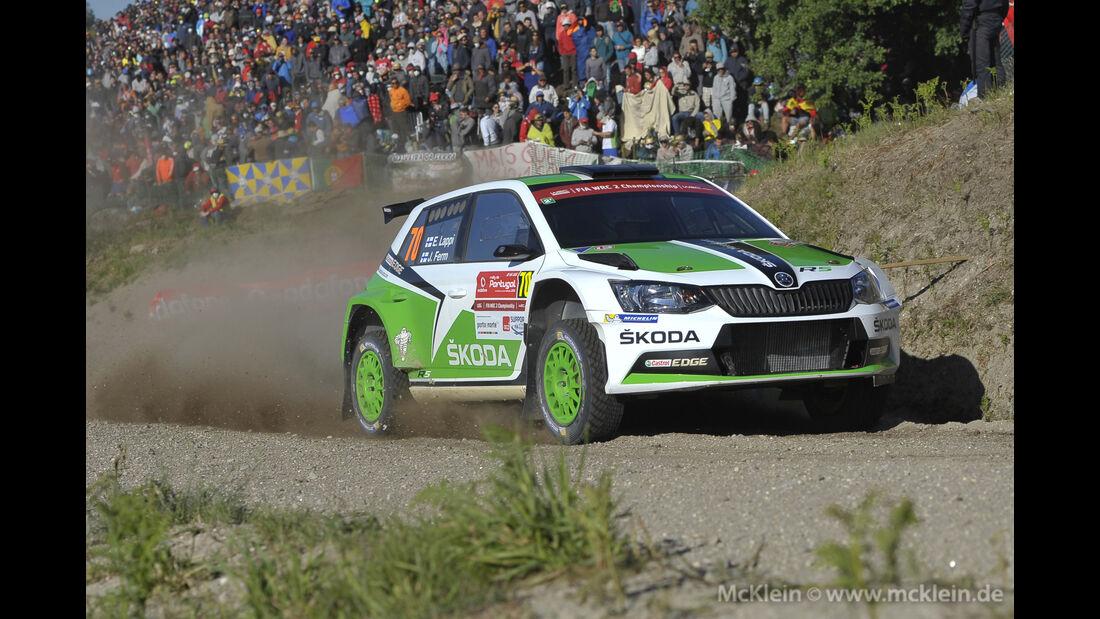 Lappi - Rallye Portugal 2015