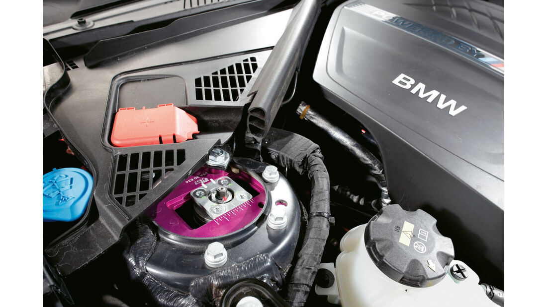 Laptime Performance-BMW M2, Motor