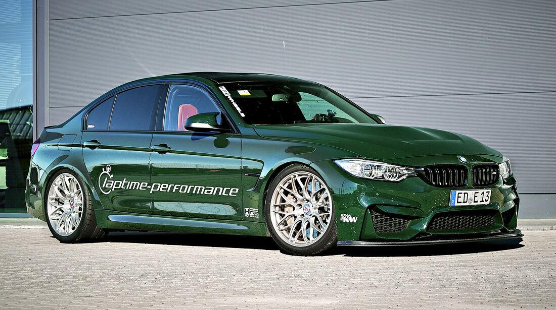 Laptime Performance-BMW M3