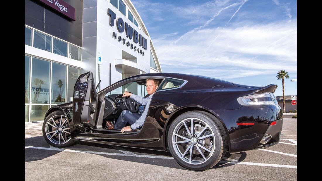 Las Vegas, Aston Martin V8 Vantage