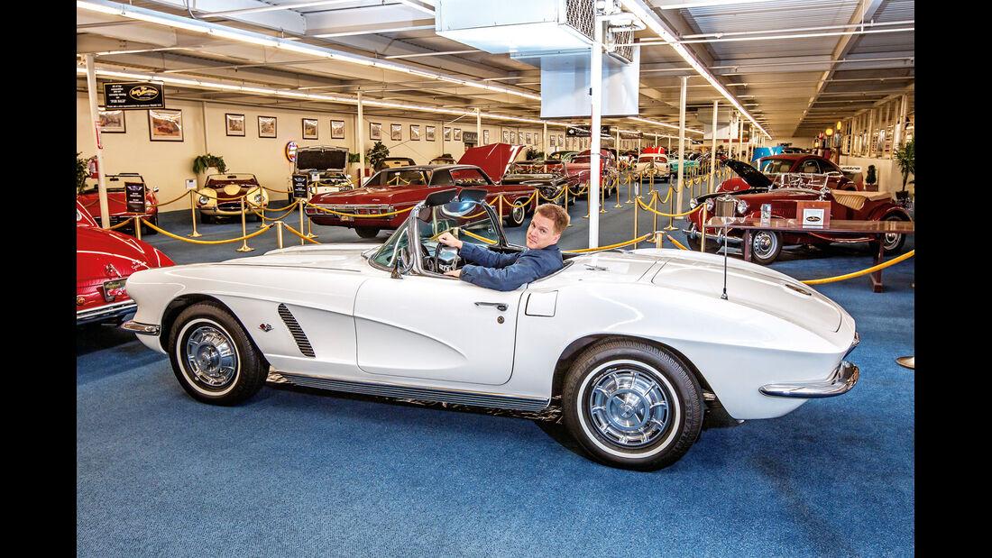 Las Vegas, Corvette C1