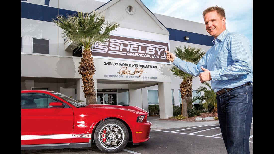 Las Vegas, Shelby