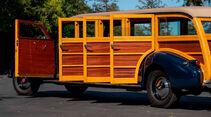 Lasalle Series 50 Meteor 8-door Woody (1940)