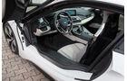 Laserlicht, BMW i8, Cockpit