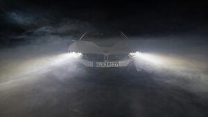 Laserlicht, BMW i8, Frontscheinwerfer