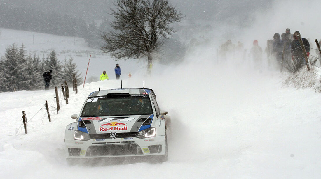 Latvala Rallye Monte Carlo 2013