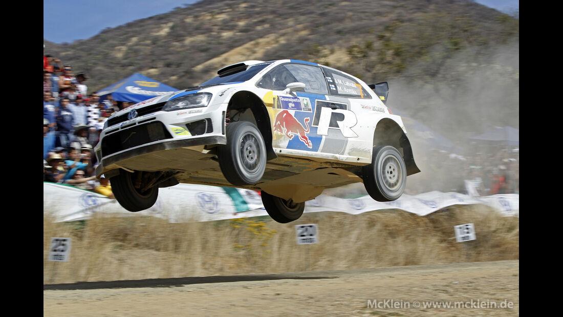 Latvala WRC Rallye Mexiko 2013