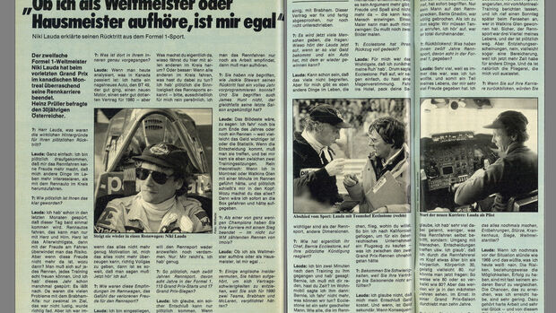 Lauda-Interview - ams 22/1979