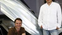 Laurens van den Acker, Mazda, Atsuhiko Yamada