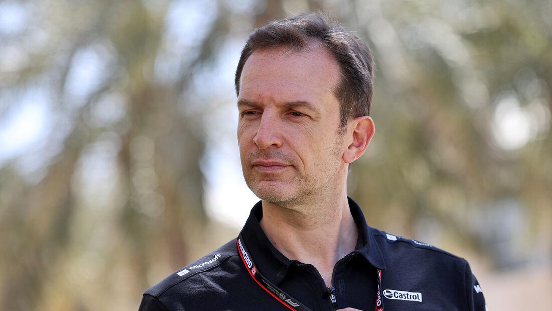 Laurent Rossi - Alpine - F1 - 2021