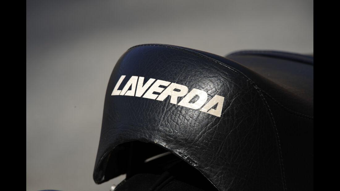 Laverda 1000 Sitz