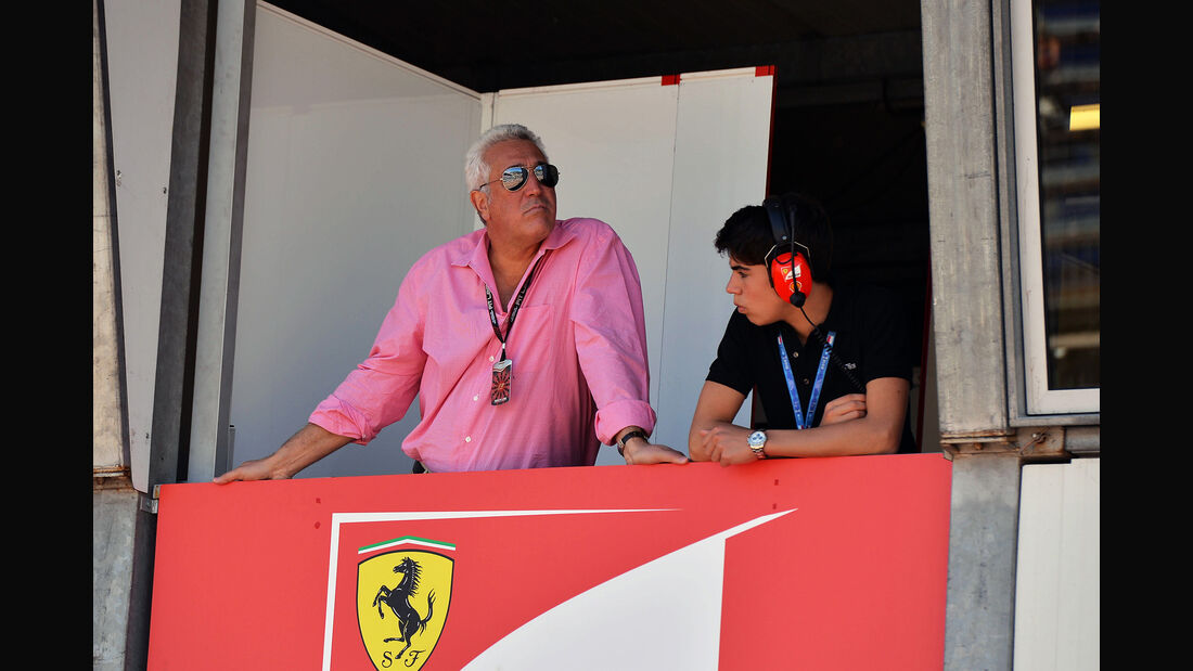 Lawrence & Lance Stroll - GP Monaco 2013