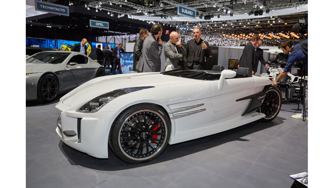 Lazareth - Genfer Autosalon 2015