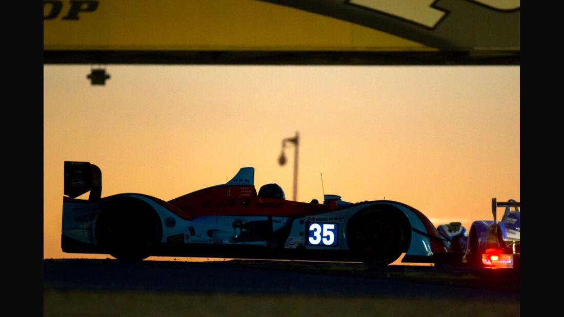 Le Mans 2011 Aston Martin