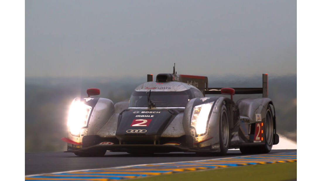 Le Mans 2011 Audi Sieger Lotterer